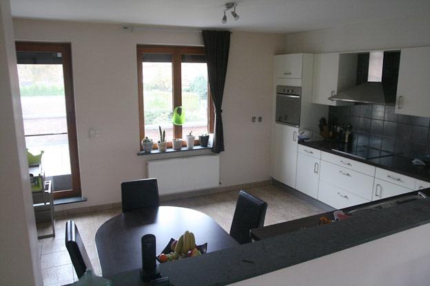 Living open keuken - Keuken open concept ...